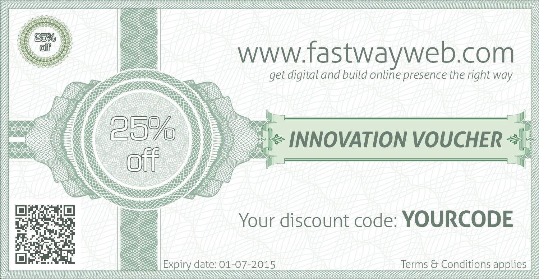 innovation voucher sample